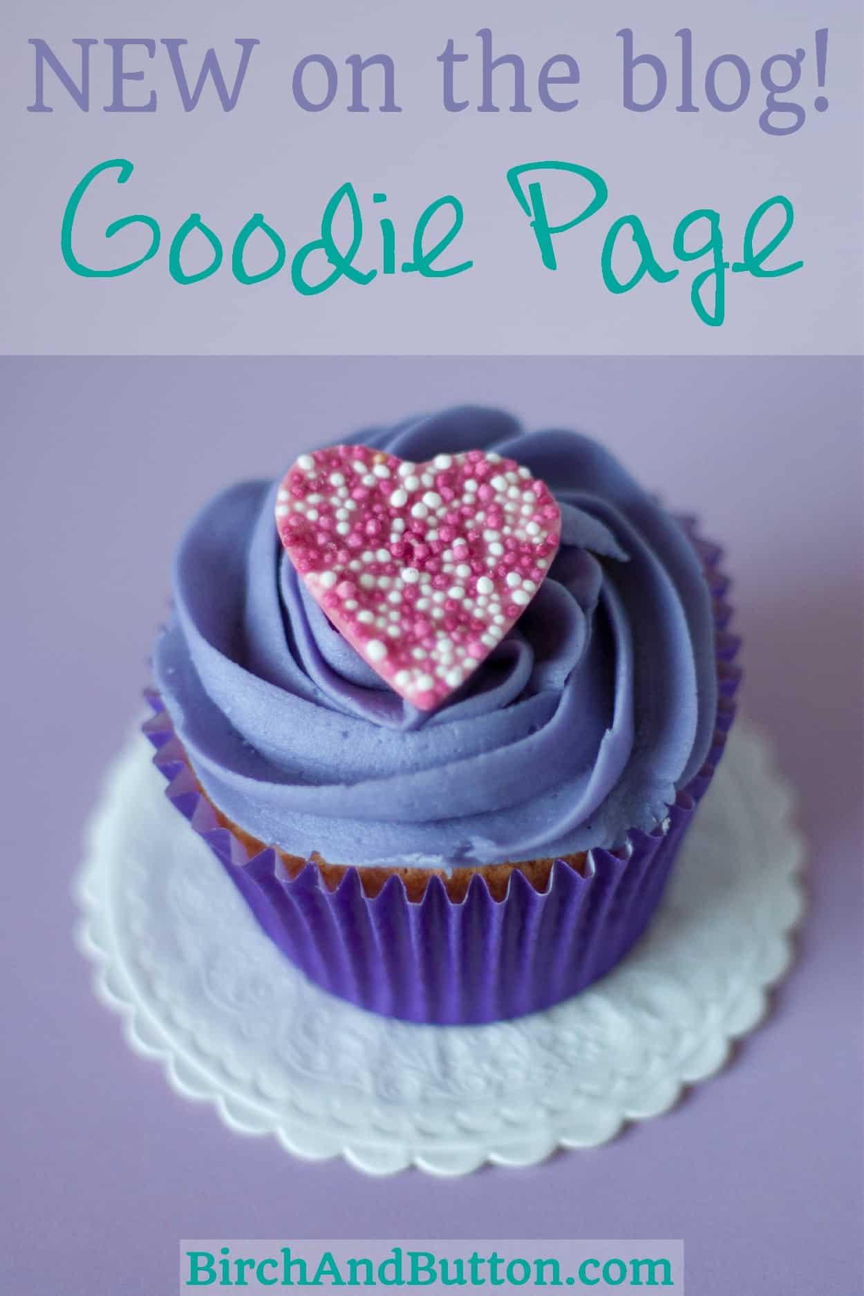 New Email Subscriber Goodie Page! | BirchAndButton.com