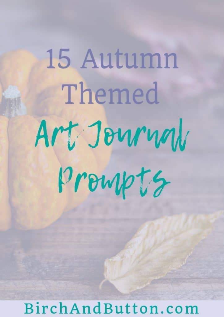 If you're looking for a little inspiration for your creativity as the seasons change, I've got just the thing for you. Check out these 15 autumn art journal prompts and make the most of the darker evenings!